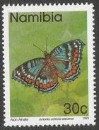 Nambia. 1993 Butterflies. 30c MNH SG 626 - Namibia (1990- ...)