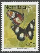 Nambia. 1993 Butterflies. 40c MNH SG 627 - Namibia (1990- ...)