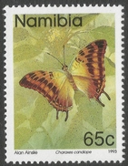 Nambia. 1993 Butterflies. 65c MNH SG 629 - Namibia (1990- ...)
