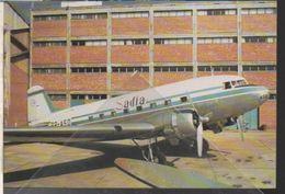 DC3 C Sadia - Brazil Airlines DC-3 PP-ASO Douglas Dc 3 - 1946-....: Moderne