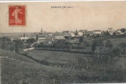 CPA 49 RABLAY SUR LAYON  Panorama - Thouarce