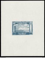CORPO POLACCO (Campagna D´Italia) - Vittorie Polacche In Italia - Foglietto (mm 46x109)  55 G. Azzurro / ANCONA - 1946 - 6. 1946-.. Republik