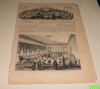 L'Univers Illustré Du 19 Août 1871.(La Cour De Cassation-incendie Aux Tuileries-Alsace) - Journaux - Quotidiens