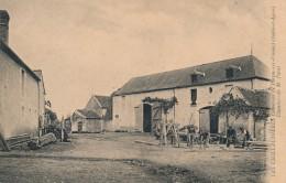 CPA 86 LES CHILLAUDIERES Commune De Parçay Sur Vienne Chantiers De M. Parat - Autres Communes