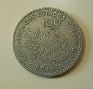 Brazil 100 Reis 1901 - Brésil