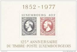Luxemburgo Hb 10 - Blocs & Hojas