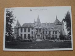 Kasteel ( Voorkant ) - ( Coppens) Anno 19?? ( Zie Foto Voor Details ) ! - Laarne