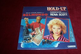 RENA SCOTT   ° HOLD UP  // BO  DU FILM HOLD UP AVEC BELMONDO - Soundtracks, Film Music