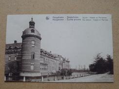 STRAFSCHOLEN Zijzicht - Klassen En Paviljoenen ( Huis Hamers ) Anno 19?? ( Zie Foto Voor Details ) ! - Hoogstraten