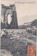 Isère,les Ruines De Beauvoir, Royans,18ème Siècle,le Versaille  Dauphins,umbert 2 ,dernier Dauphin,famille En 1915,38 - Saint-Marcellin