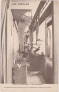 Cpa,métier à Tisser,berceau De La Tapisserie,manufacture Les Gobelins Crée En 1601 Par Henry 4,rare,haute Lisse - Industry