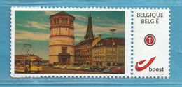 MYSTAMP BELGIUM   // TRA45  //    TRAM  + VW KEVER   ** MNH  .  . ZIE/VOIR SCAN . SUPER SALE - Private Stamps