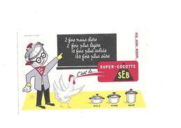 Buvard  S E B  Super Cocotte - Limpieza