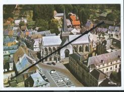 Carte Moderne  -  Liesse - Basilique De Notre Dame De Liesse - Vue Aérienne - France