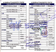 Saudi Arabia Revenue Stamp On Document       (X-570) - Saudi Arabia