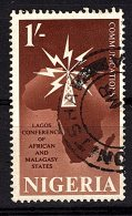 Nigeria, 1962, SG 114, Used - Nigeria (1961-...)