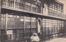 France Dauphine Convent De La Grande Chartreuse La Bibliotheque - France