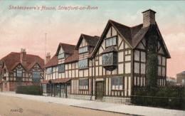 England Stratford On Avon Shakespeare's House - Stratford Upon Avon