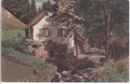 Landschaft Im LÖffeltal B. Hinterzarten Im Schwarzwald - Unsign.  -    **5696** - Peintures & Tableaux