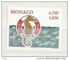 2000 MNH Monaco, Postfris - Neufs