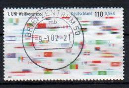 BRD - 2001 - MiNr. 2215 - Gestempelt - Used Stamps