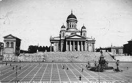 Helkinki Kirkko 1933 - Finland