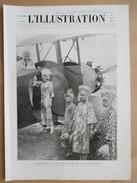 """(1931) -  Le Bapteme De L'air Des Danseuses Cochinchinoises    -   Page Originale Ancienne Revue """"Illustration"""" - Historical Documents"""