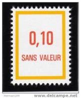 FRANCE FICTIF N° F241 ** Timbre Neuf Gomme D´origine Sans Trace De Charnière - TB - Ficticios