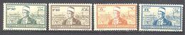 Syrie: Yvert N° 260/263**-; MNH - Syrien (1919-1945)