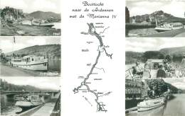 Boottocht Naar De Ardennen Met De Marianna IV - België