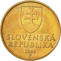 Slovaquie, Koruna, 2006, SUP, Bronze Plated Steel, KM:12 - Slovakia