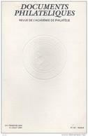Documents Philateliques - Numero 181 - Voir Sommaire - Littérature
