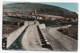 Espagne--LLIVIA--Entrée Et Grand Chemin Neutre  ,cpsm  15 X 10 Couleur   N° 2  éd Comercial Prat - Gerona