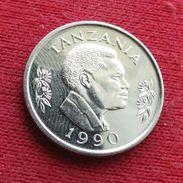 Tanzania 50 Senti 1990 KM# 26 Tanzanie - Tanzanie