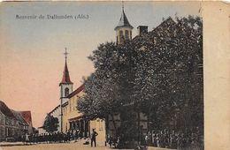 CPA - Souvenir De Dalhunden - France