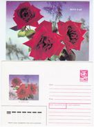 Lithuania USSR 1989.05.15 8th Of March, Women's Day, Envelope + Card Inside - Lituanie