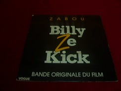 ZABOU °°  BO  DU FILM  BILLY ZE KICK - Soundtracks, Film Music