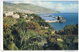 Madeira - Vista Parcial Baio Baia Miramar Hotel - Selo 1961 - Portugal ( 2 Scans ) - Madeira