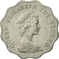 Hong Kong, Elizabeth II, 2 Dollars, 1980, TTB+, Copper-nickel, KM:37 - Hong Kong