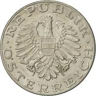 Autriche, 10 Schilling, 1981, TB, Copper-Nickel Plated Nickel, KM:2918 - Autriche