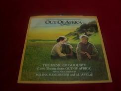 AL JARREAU ET MELISSA MANCHESTER °°  BO  DU FILM  OUT OF AFRICA - Soundtracks, Film Music