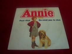 ANNIS MOLLY ET LES ORPHELINES /  PEUT ETRE / CE N'EST PAS LE REVE °°  BO  DU FILM  ANNIE - Soundtracks, Film Music