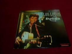 LOS LOBOS  / DONNA °°  BO  DU FILM  LA BAMBA - Soundtracks, Film Music