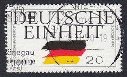 GERMANIA - GERMANY - DEUTSCHLAND - ALLEMAGNE -  1990 - Yvert 1310 Obliterato. - Usati