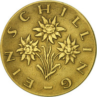 Autriche, Schilling, 1965, TB+, Aluminum-Bronze, KM:2886 - Autriche