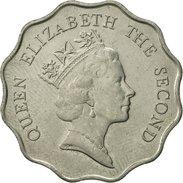 Hong Kong, Elizabeth II, 2 Dollars, 1989, TTB+, Copper-nickel, KM:60 - Hong Kong