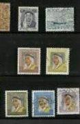 Kuwait, 7 Stamps Used. - Kuwait