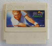 Famicom : Moero!! Pro Tennis JF-17 - Electronic Games