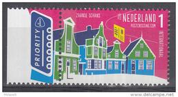Nederland - Uitgiftedatum 29 Maart 2016 – Postcrossing - Zaanse Schans - MNH/postfris - Periode 2013-... (Willem-Alexander)