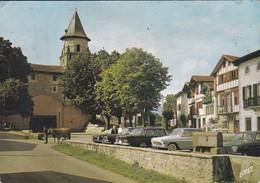 64----AINHOA--en Pays Basque-( Voitures Simca + Peugeot )---voir 2 Scans - Ainhoa